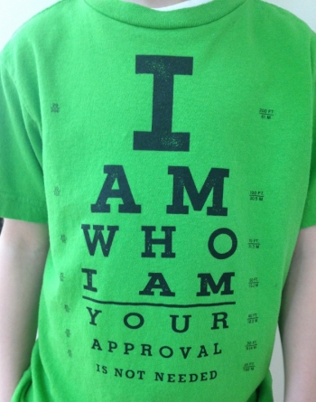 I am who I am tshirt