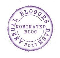 Bloggers Bash Nominated
